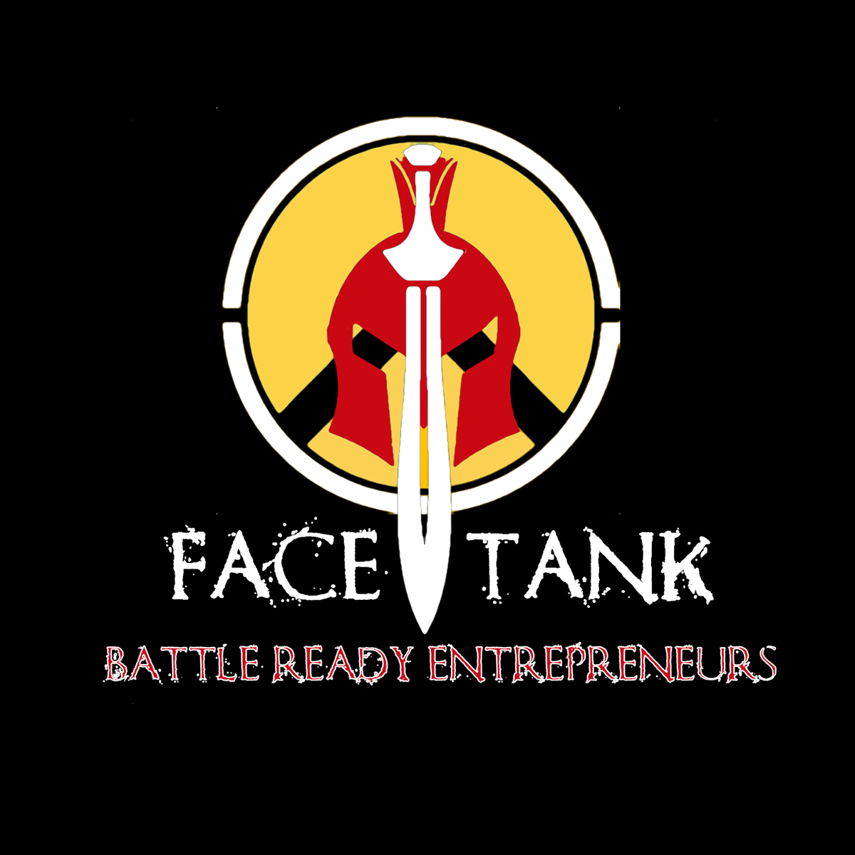 facetank logo designed by bluclay