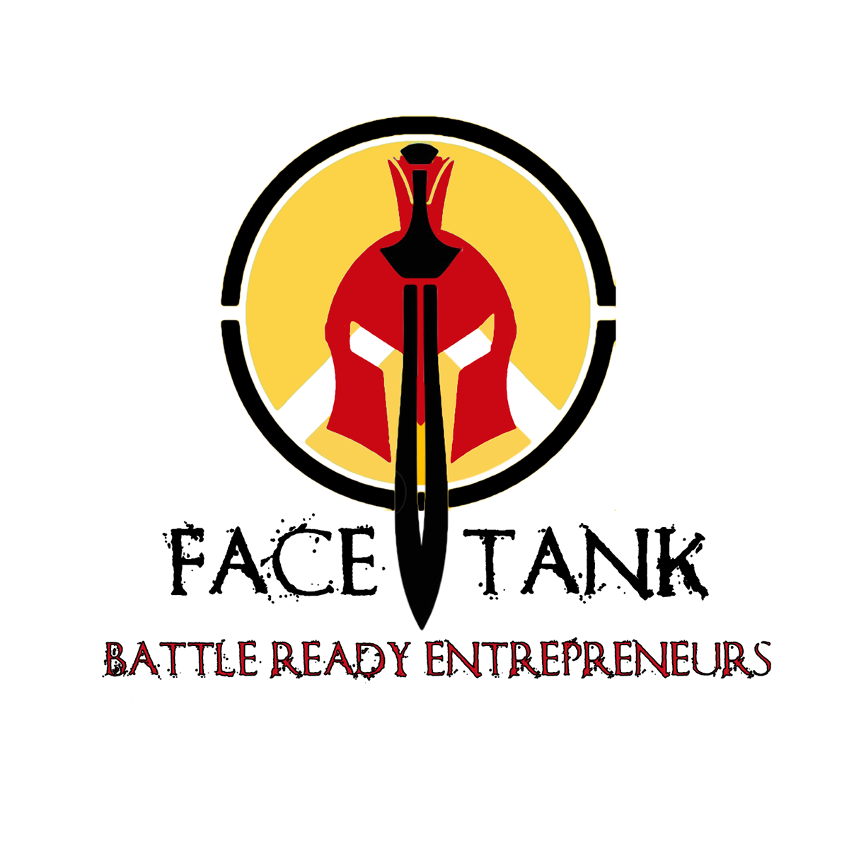 facetank white logo designed by bluclay
