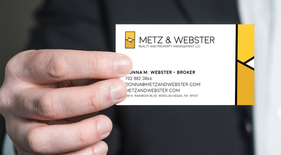 metz and webster card designed by bluclay